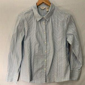 J. Jill Button-Down Shirt